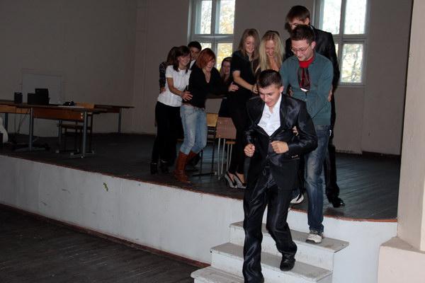 Свято першокурсника - 2011