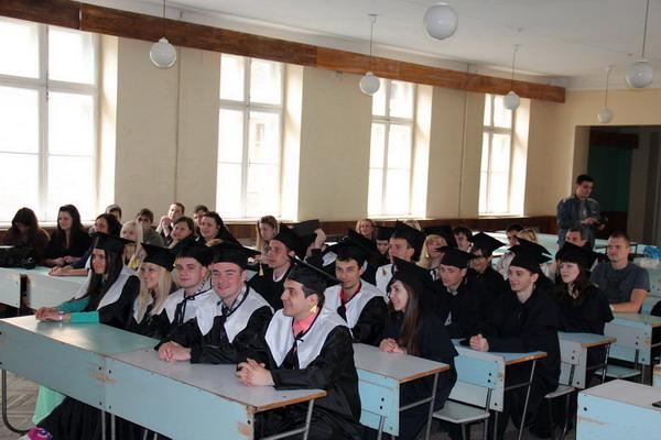 Магістри факультету менеджменту