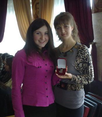 Марта Булич та Ірина Шегинська