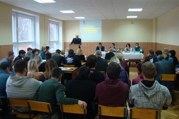 """Круглий стіл """"Cучасні проблеми практики управління українськими організаціями та шляхи їх вирішення"""""""