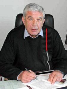професор Б.М. Мізюк, декан факультету менеджменту
