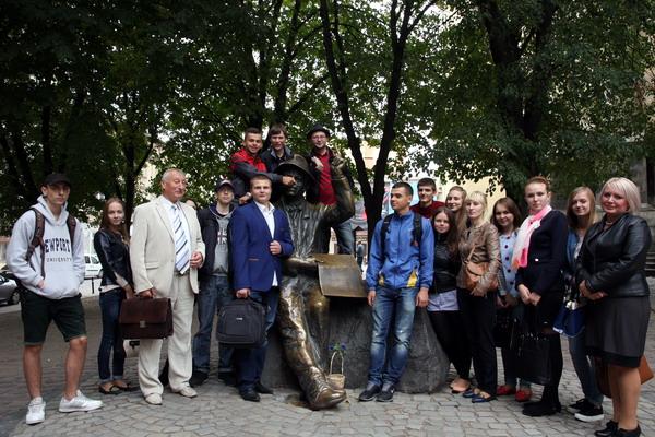 Оглядова екскурсія по Львову