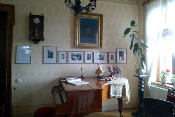 Практичне заняття з курсу Музеєзнавство в музеї Івана Франка