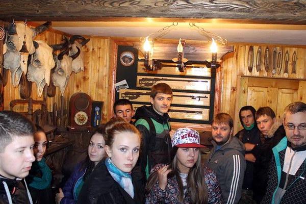 музей НПП «Сколівські Бескиди»