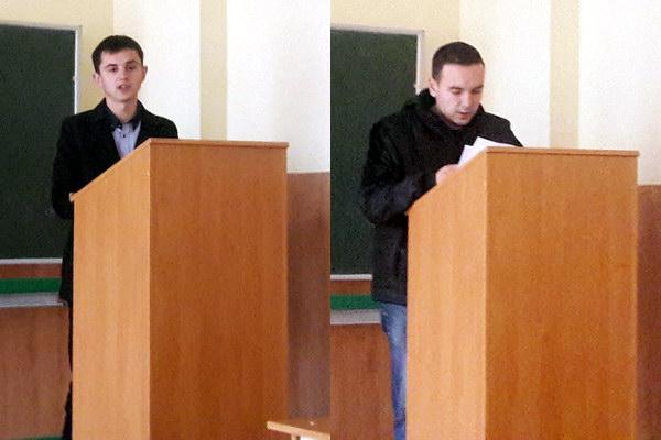 Колесняк Назарій та Новоградський Володимир