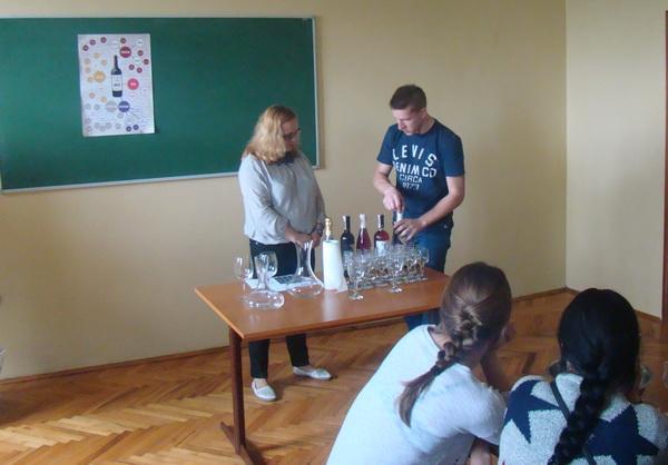 Організація та правила проведення дегустації вин
